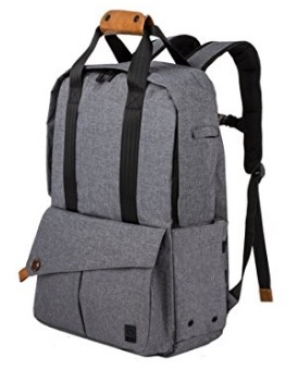 AllCamp Canva Backpack Men
