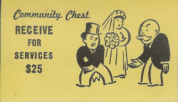 Community Chest Card