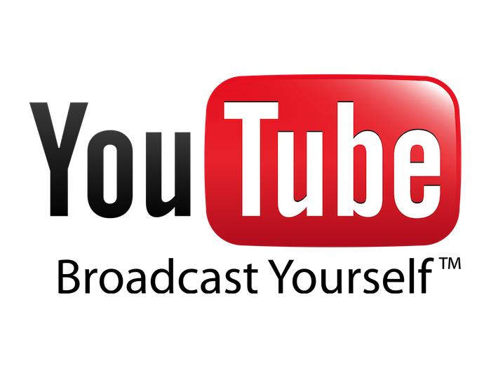 YouTube logo-old