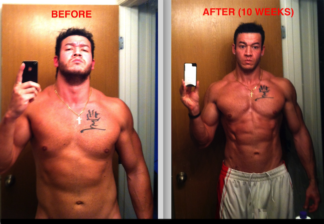Good Looking Loser Fat Loss Diet Results