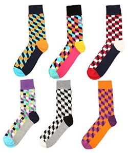 F 16 Mens Pattern Socks