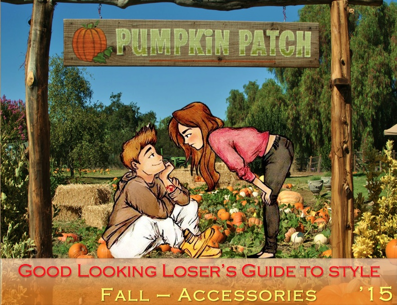 Good Looking Loser's Fall 2015 Guide to Style (Accessories & More)
