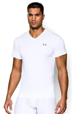 White UA Shirt