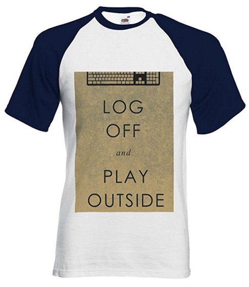 Log Off Shirt