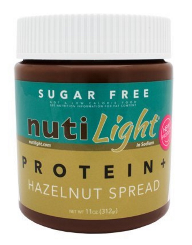 Nuti Light Nutella Sugar Fee