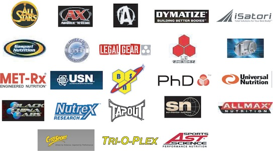 Supplement Logos web