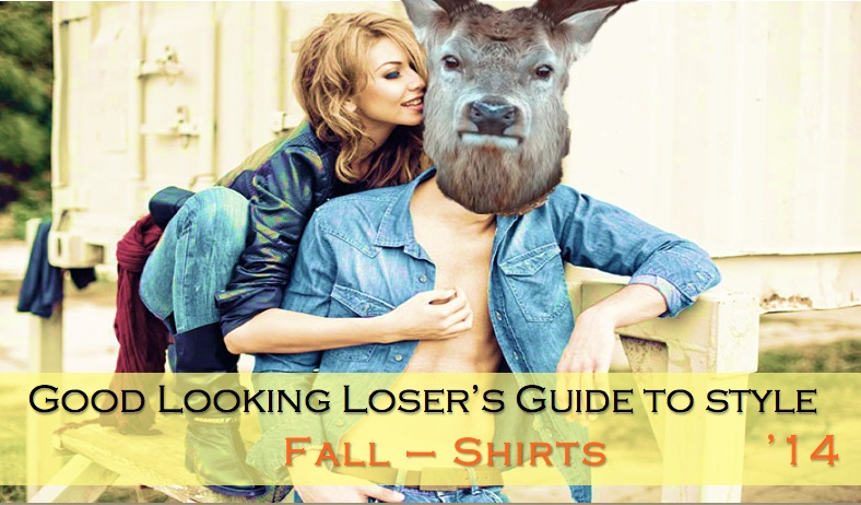 J Fall Fashion 14 Shirts Banner