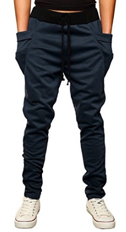 WI 16 Mens Tailored Joggers