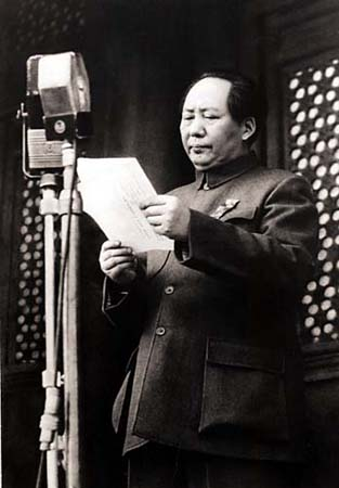 unconfirmed- Mao Tse-Tung suggested that people avoid soy. The FDA hasn't made up it's mind yet.