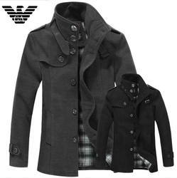 Wool jackets. Wool jackets rarely go out of style. They are a great way to add style to just about any outfit.