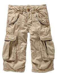 Ranger cargo shorts - khaki