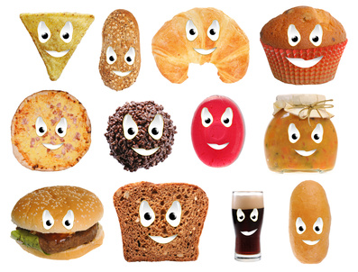 Food smileys