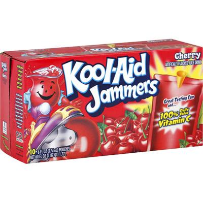 Kool-Aid box