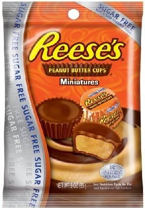 Reeses sugar free
