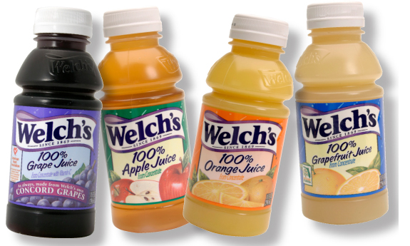 Welch's Mini Fruit Juice