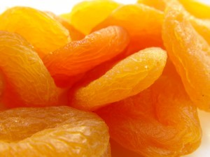 Dried apricots are even higher in Vitamin A and beta-carotene than fresh apricots.