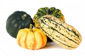 winter squash high in fiber