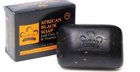 Best Soap For Men - Nubian Black African Soap