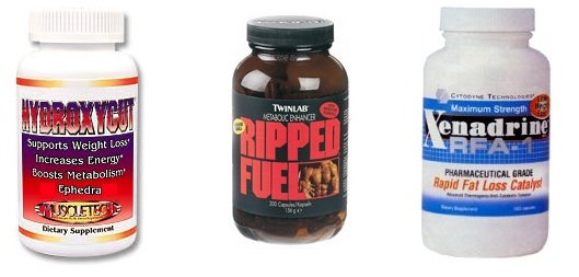 Ephedrine and Ephedra - The Ultimate Legal Weight Loss Supplement