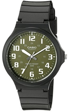 F 16 Olive Watch