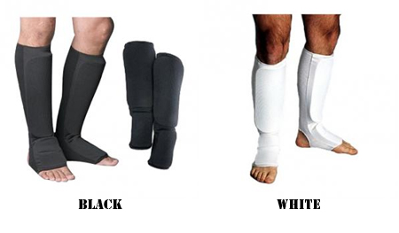 ProForce-Combination-Cloth-Shin Instep-Guard