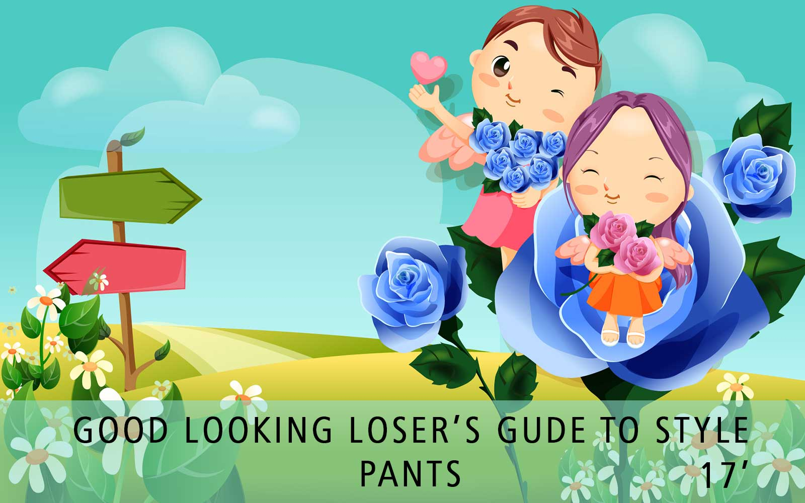 Good Looking Loser's Summer 2017 Guide to Style (Pants)